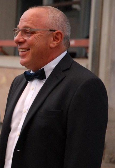 Giulio Cavazzuti, segretario del Versilia Calcio