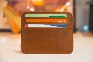 Pagamento tracciabile, carte di credito