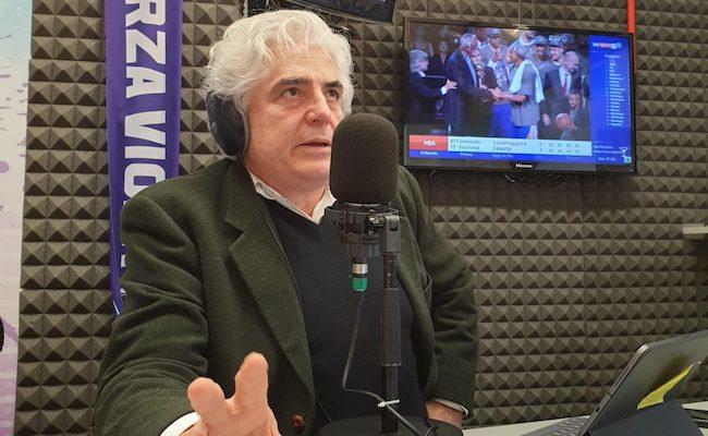 Luca Bassilichi a Lady Radio